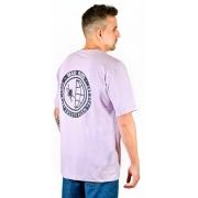Camiseta Global Lilás