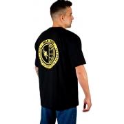 Camiseta Global Preta