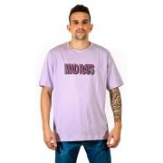 Camiseta Mad Rats Lilás/Lilás