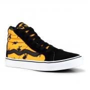 Hi Top Rats Amarelo/ Preto