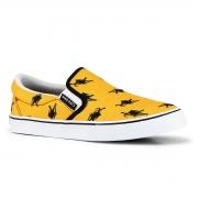 Slip On Rats Amarelo/ Preto