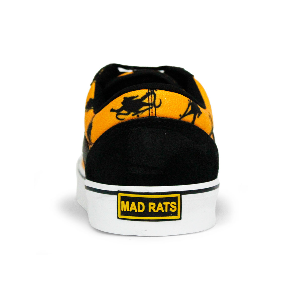Old School Rats Amarelo/ Preto