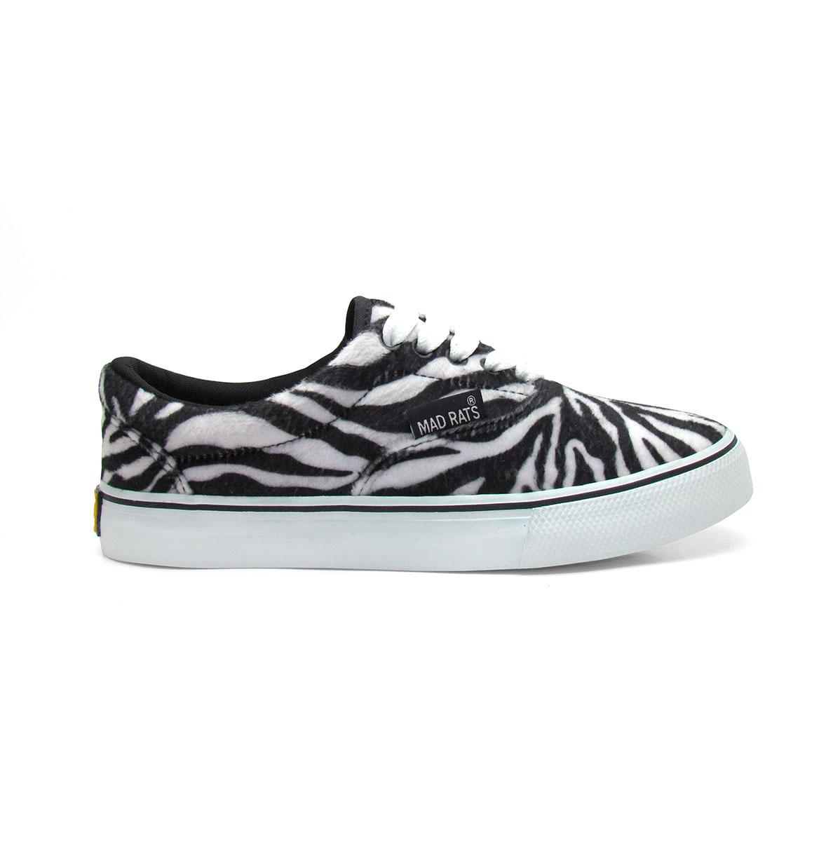 Summer Velboa Zebra