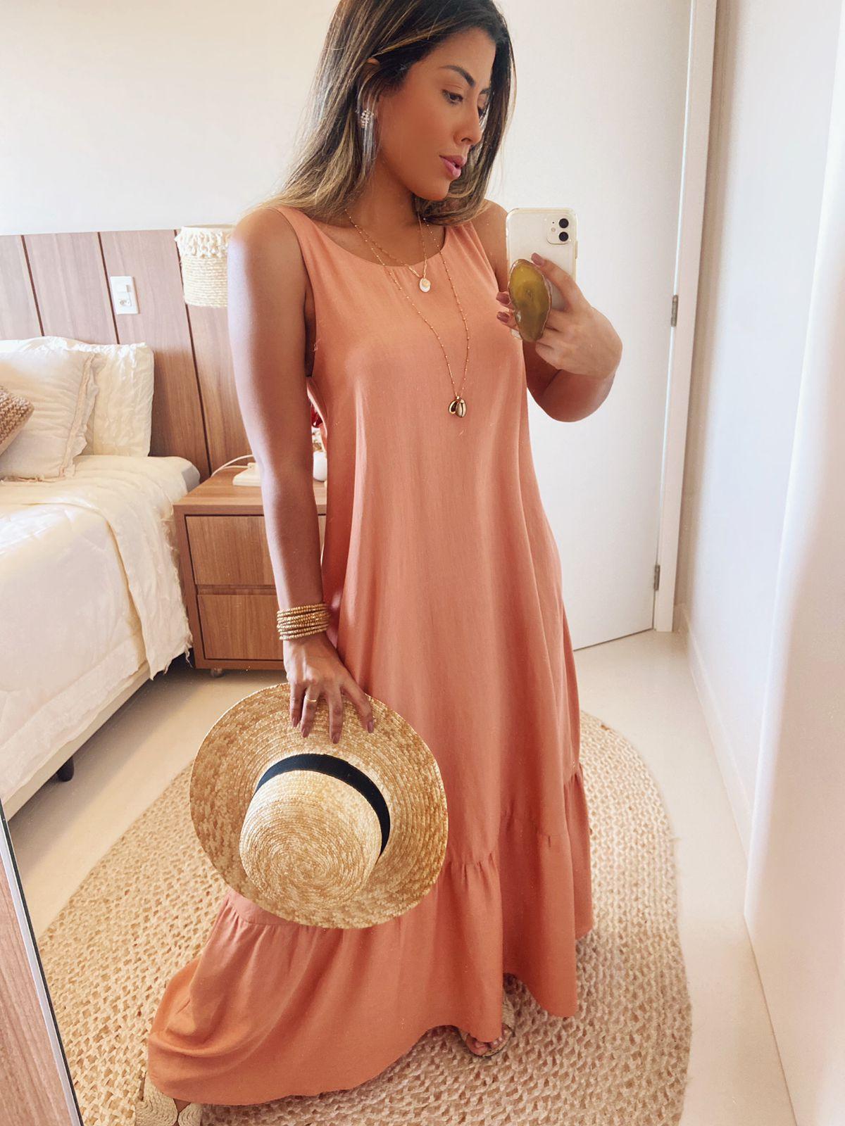Vestido Milla Longo