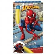 Aqua book homem-aranha