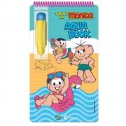 Aqua book turma da monica