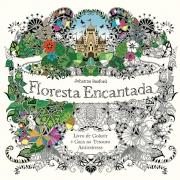 Floresta Encantada Livro de Colorir e Antiestresse Johanna Fasford