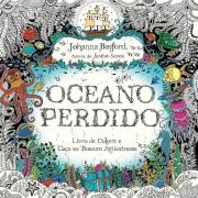 Oceano Perdido Livro de Colorir de Johanna Basford