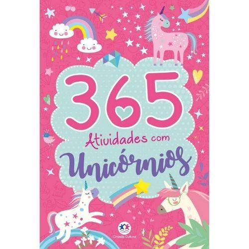 365 Atividades com unicórnios