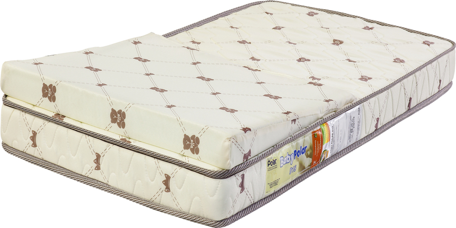 Kit - Colchao Berco e Travesseiro Anti Refluxo 70X130X10