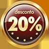 Promoção 20%