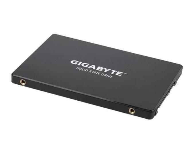 Disco Sólido Interno Gigabyte Gp-gstfs31120gntd 120gb Preto