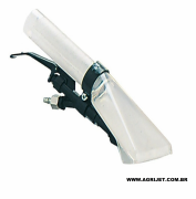 Bocal bico limpeza de estofados Completo - IPC / Soteco /Electrolux / Rotterman