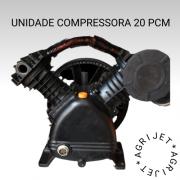 Unidade Compressora 20 pcm Alta pressão para motor de 5cv