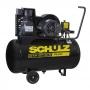 Compressor de ar portátil Schulz CSi 7,4/50 1,5 cv 220v
