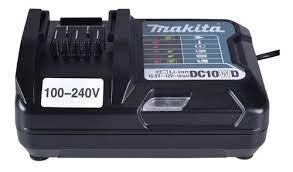 Carregador de bateria 12V Max DC10WD Makita