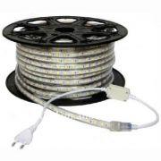 Fita  LED 3528 4.8W P/ METRO - KIT COM 5 METROS 127v