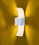Arandela Externa Box Curva 151 Branca