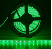 Fita LED 12V 5050 72w Verde IP65 -