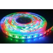 Fita LED RGB 5050 12V 72W - C/ Controle Remoto