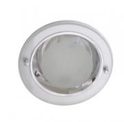 Luminária Spot de Embutir  Vidro 1020 Redonda E27