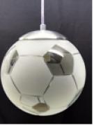 Pendente Escovado Bola de Futebol