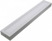 Plafon de sobrepor Retangular Led 36w 120x10