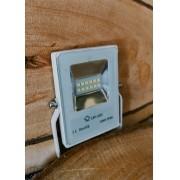 refletor IPD LED 10w Branco - Potencia REAL - 3000K