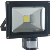Refletor Led 50w Com sensor de presença