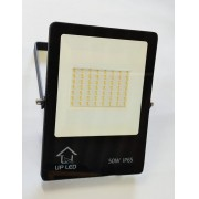 Refletor Slim IPAD LED 50w - Potencia Real 3000K