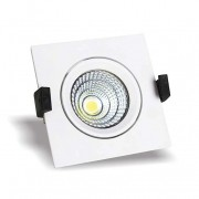 Spot Embutir Super Led 7w SECOB