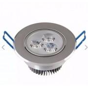 Spot LED Redondo Direcionável 3w BQ