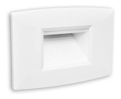 Balizador Externo Led 2w Branco