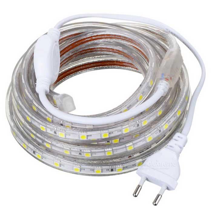 Fita LED 127v / 220v - 5050 Bobina Com 05 Metros - NÃO NECESSITA DE FONTE  - Giamar