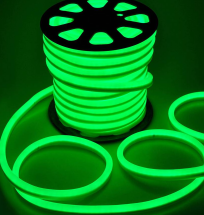 Fita Led Neon 3528 8W/Mt 127V RL C/ 100 Metros  - Giamar