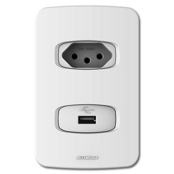 GRACIA - CONJ TOMADA + USB  - Giamar