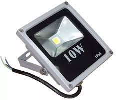 KIT 10X Refletor Led 10w BF IP66  - Giamar