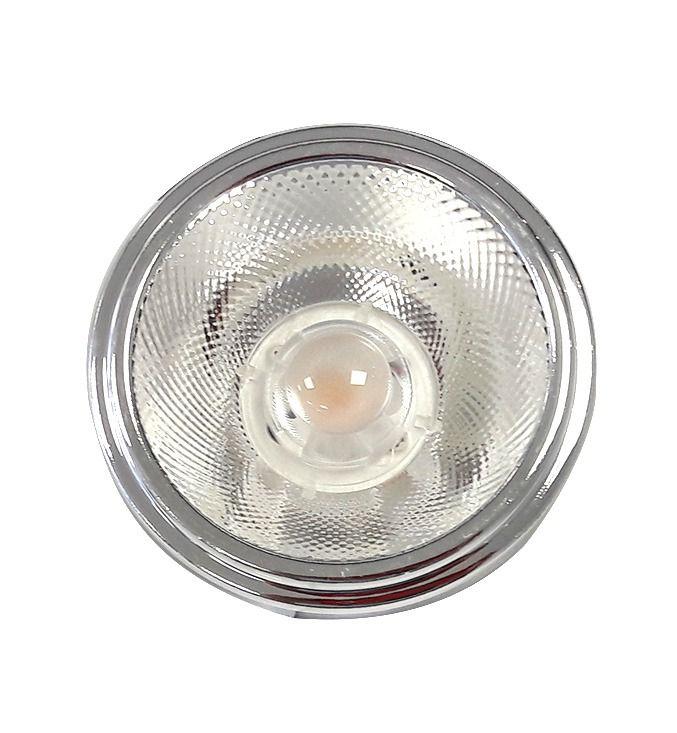 Lâmpada LED AR111 10W Biv Com Driver Externo - Initial  - Giamar