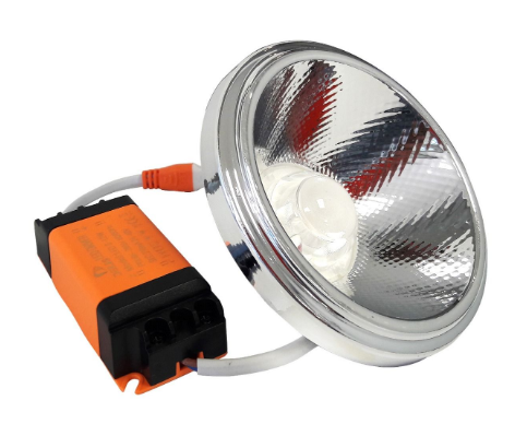 LAMPADA LED AR 111 12W Bivolti  - Giamar
