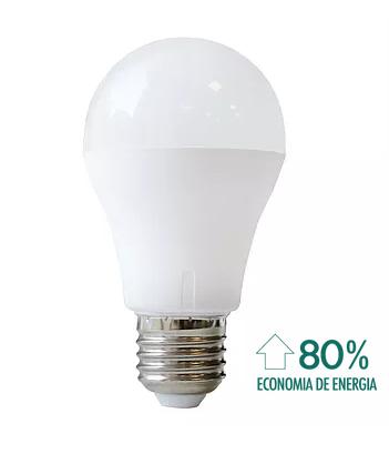 LAMPADA LED BULBO 15W CERTIFICADA INMETRO BRANCO FRIO 6500K  - Giamar