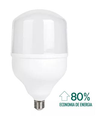 Lampada Led Bulbo HP 40W Alta Potencia!  - Giamar