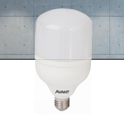 Lampada Led Bulbo HP 30W Alta Potencia!  - Giamar