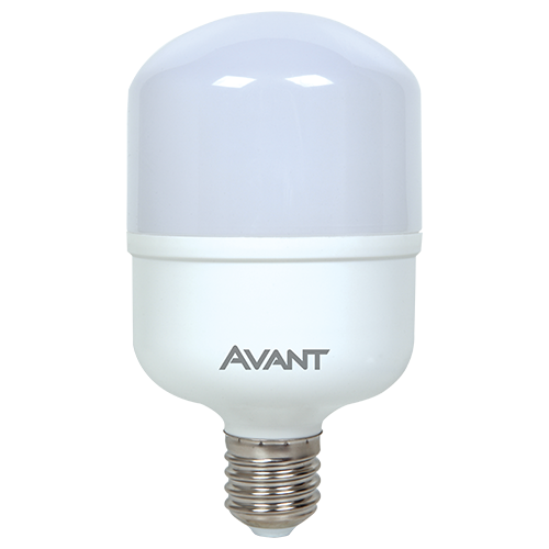 Lampada Led Bulbo HP 50W Alta Potencia!  - Giamar