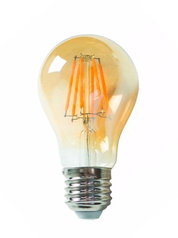 Lampada Led Filamento A60 4w  - Giamar
