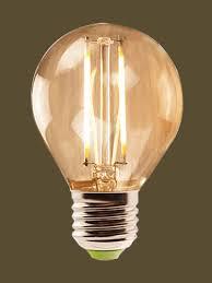 Lampada Led Filamento Bolinha G45 4w  - Giamar