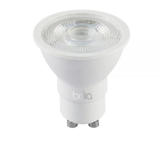 Lampada Led GU10 7W Dimerizável  Brilia  - Giamar