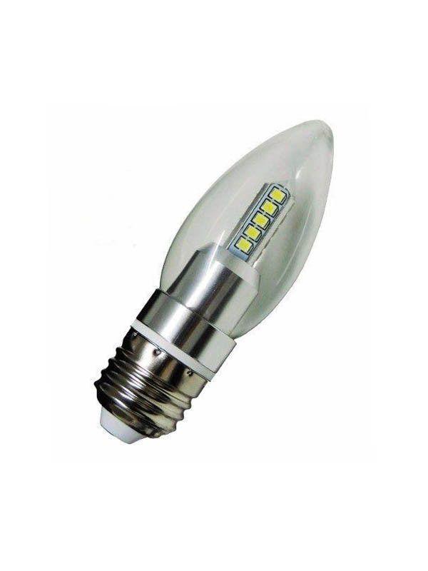 Lampada Led Vela 4W E27  - Giamar