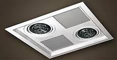 Luminaria Embutir Quadrada Recuada Sistema Click