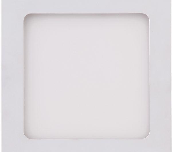 Luminária LED Sobrepor Quadrada 12w   - Giamar