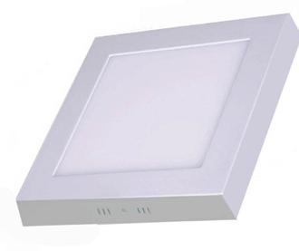 Luminária LED Sobrepor Quadrada 18w  - Giamar